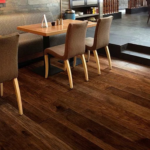 Portofino Hickory Engineered Wood Flooring by Johnson Hardwood