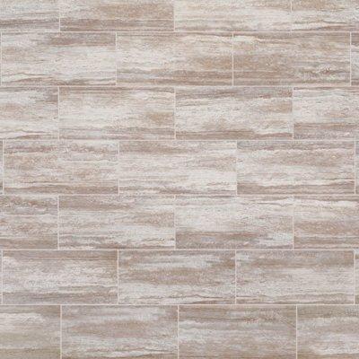 Travertine LTV Rectangle Flooring by Adura Max