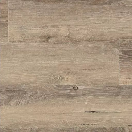 Wire Brushed Oak LVT Flooring Napa Dry Cork