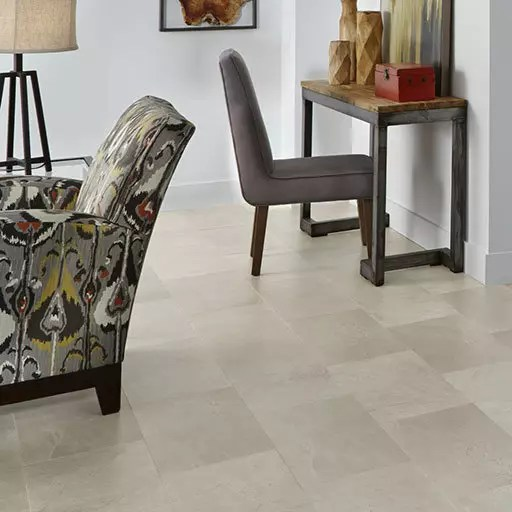 Luxury Vinyl Tile Squares