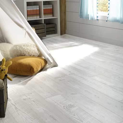 Laminate flooring style