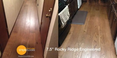 Rocky Ridge French Oak Engineered Floors Portland