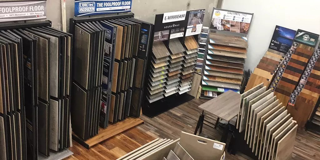 Luxury Vinyl Plank Department