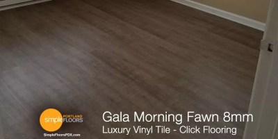 Luxury Vinyl Click Flooring - Gala