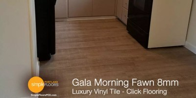 Gala LVT click floors