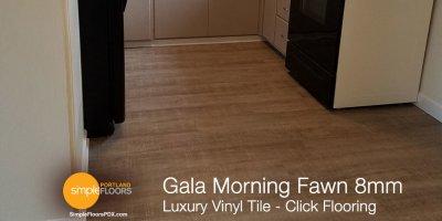 Gala LVT click floors