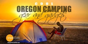Oregon Camping Gear that is really cool!