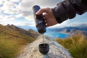 Portable Hand Operated Espresso Maker