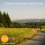 Cooper Mountain Nature Park Portland hiking trail