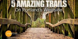 Hiking trails on Portland Westside