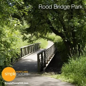 Hiking Trail Hillsboro - Rood Bridge Park