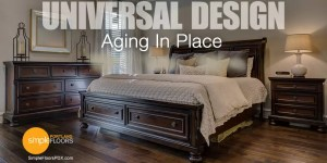 Universal Home Design Tips for aging in place