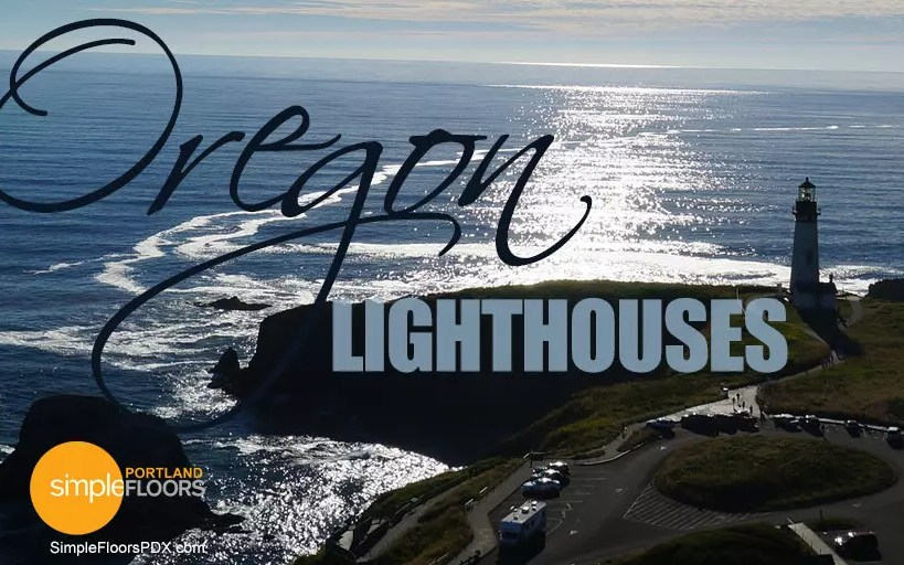 A Tour Of Oregon Lighthouses