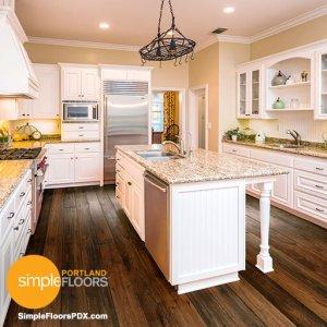 Traditional kitchen renovation Portland