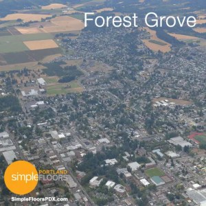 Growing fast - Portland suburb Forest Grove