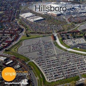 Hillsboro - fastest growing Portland Metro city