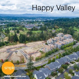 Fastest growing Portland Suburb - Happy Valley