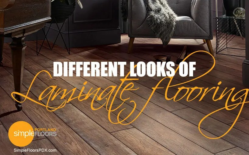 The Different Looks Of Laminate Flooring
