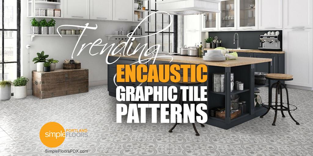 Portland Tile Store - Graphic Tile Patterns