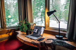 Working From Home Growing in Popularity