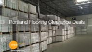Wood Flooring Closeouts – Portland
