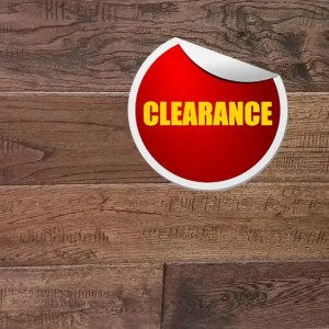 Clearance Flooring in Portland Oregon