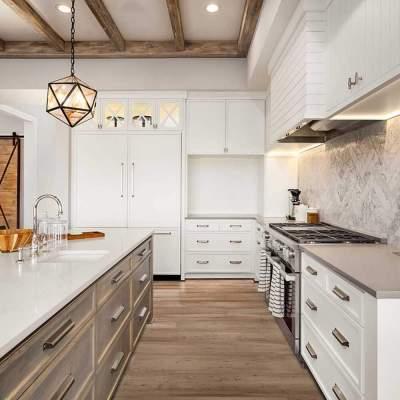 Cali Bamboo Eco-Engineered™ Savanna Wide Click Flooring CLEARANCE