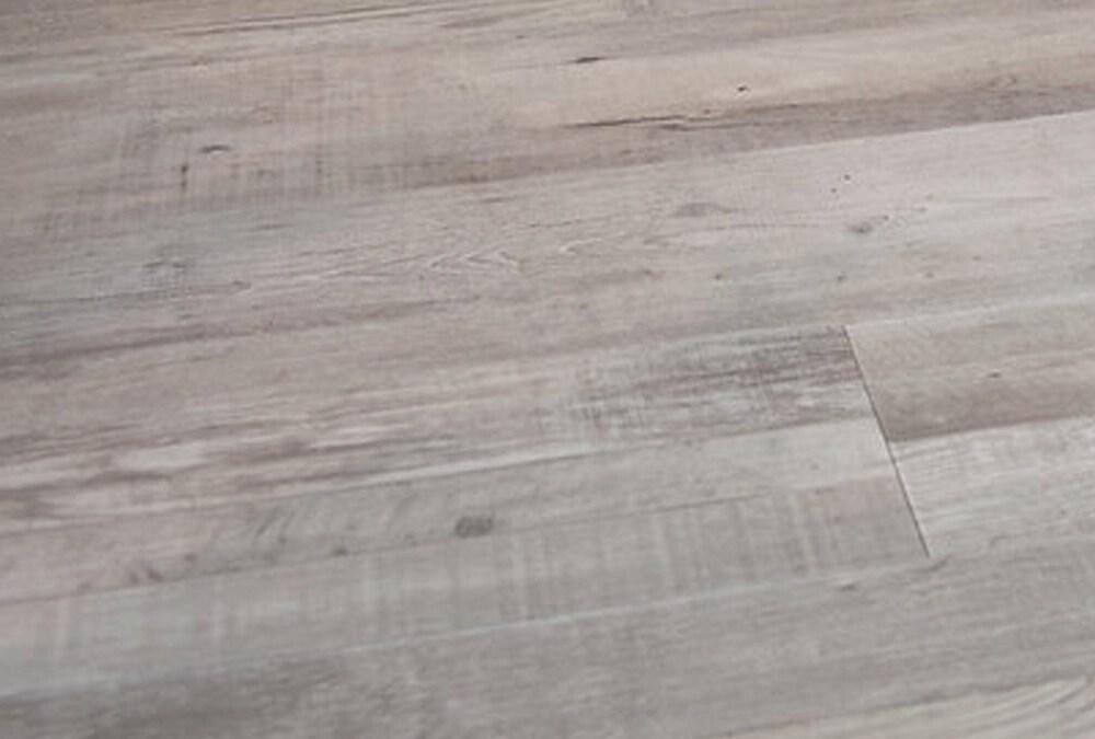 Cali Gray Ash PLUS Wide+ Click LVT Flooring