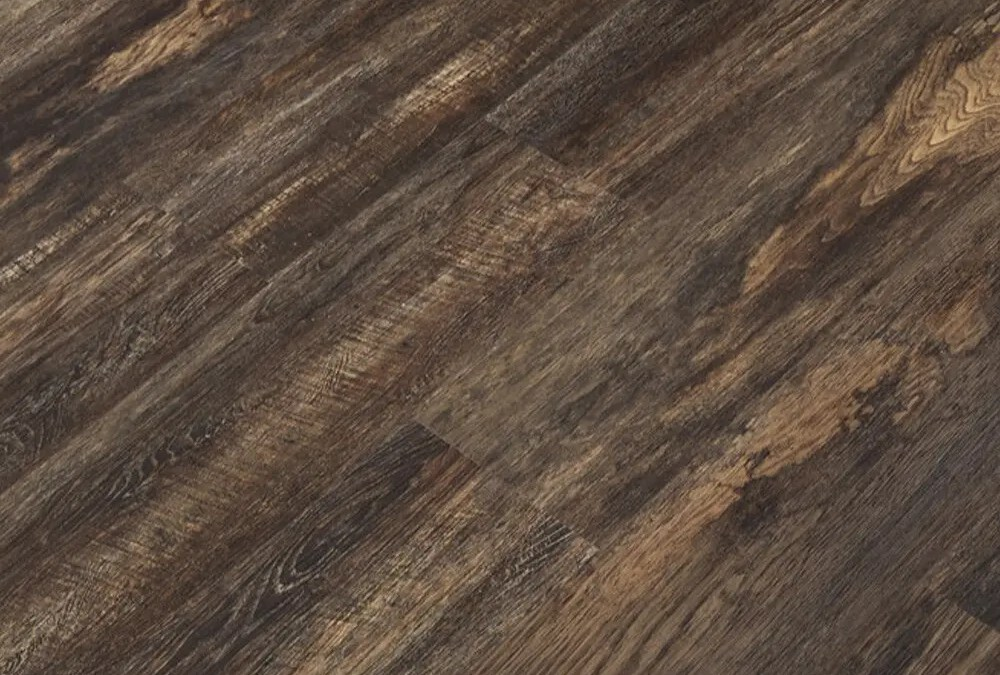 Cali LVT Shadowed Oak PRO Wide+ Click with I4F