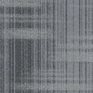 Tas Bandwidth Silver Lining Commercial Carpet in Portland