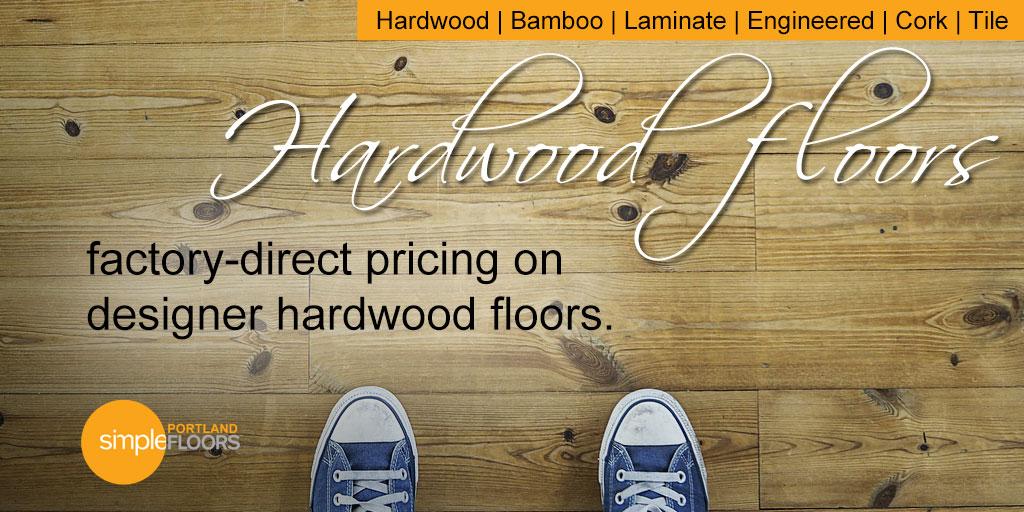 Pricing - free quote on hardwood floors