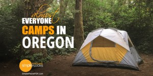 great camping locations in Oregon