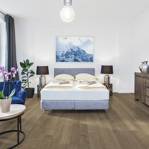 Johnson Green Mountain Searsburg Maple Solid Hardwood Flooring scene