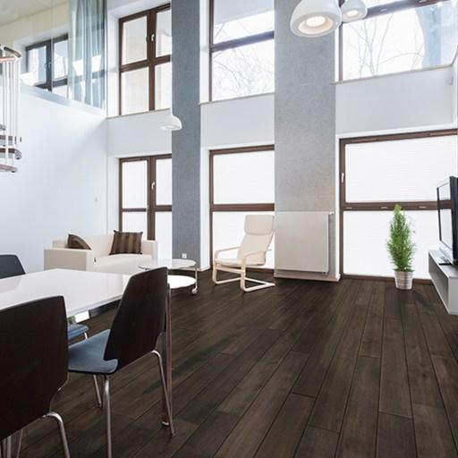 Johnson Green Mountain Underhill Maple Solid Hardwood Flooring scene