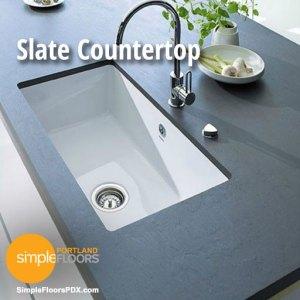 Slate Countertops - Portland