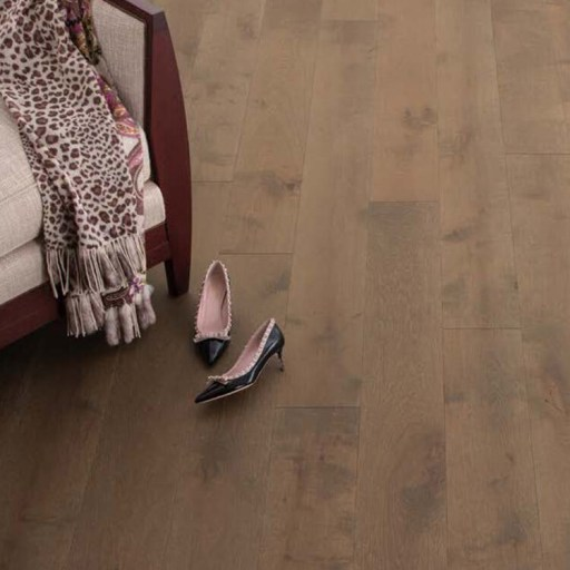 D'vine La Mancha Engineered Hardwood Floor - French White Oak by Tri West Additions