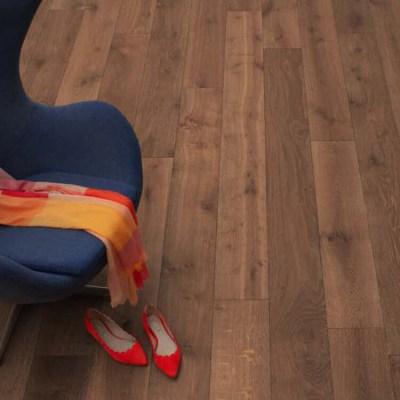 Tri West - D'vine Abruzzo Engineered Hardwood Floor - French White Oak