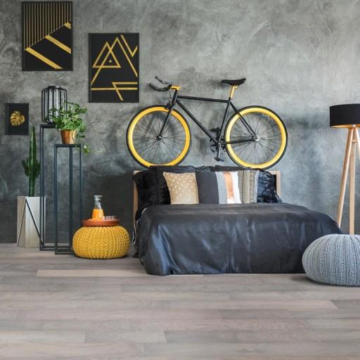 Naturally Aged Roan Engineered Hardwood Floor - Walnut