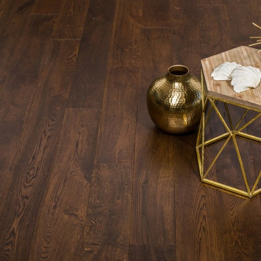 Naturally Aged Shady Trail Engineered Hardwood Floor - Oak