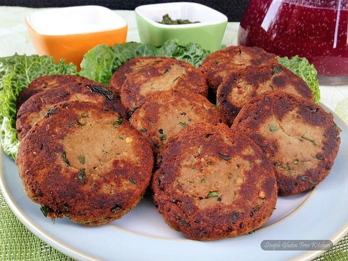 Shami Kebab Simple Gluten Free Kitchen