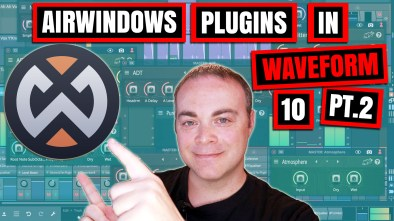 Tracktion 7 Tutorial: Installing and using VST Plugin Effects