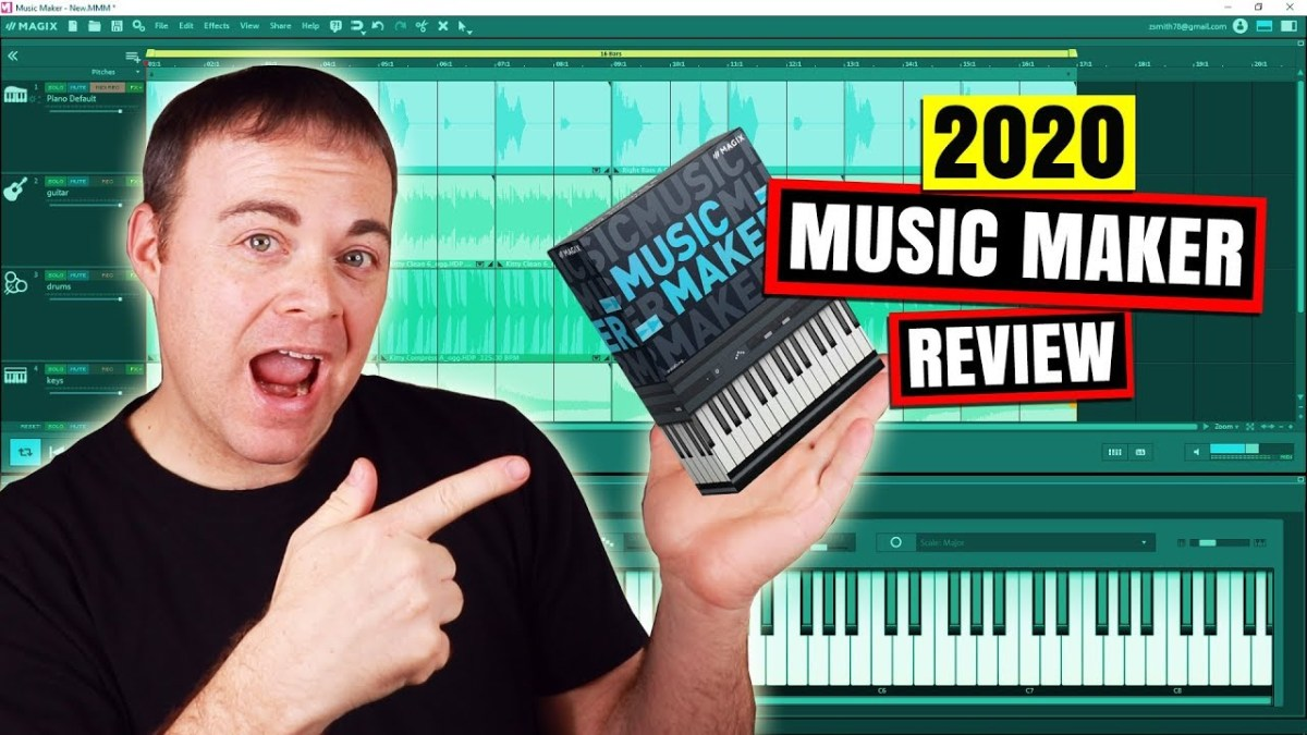Best Free Vst Plugins 2020 Magix Music Maker 2020 Free, Plus, and Premium Review – Simple