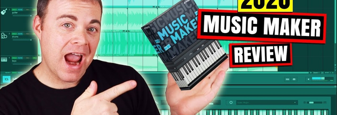 Best Free Vst 2020 Magix Music Maker 2020 Free, Plus, and Premium Review – Simple