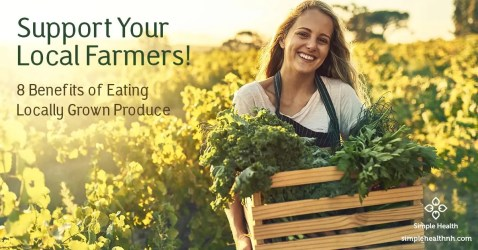 Support Your Local Farmers!