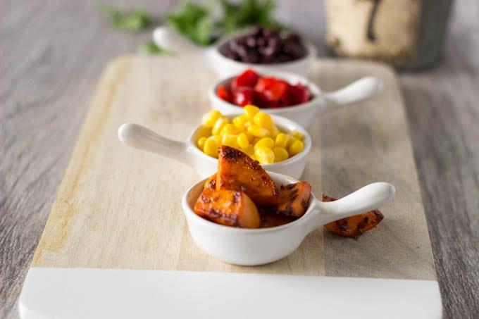 sweet potatoes ingredients