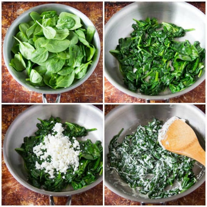 hasselbeck-chicken-spinach-cooking