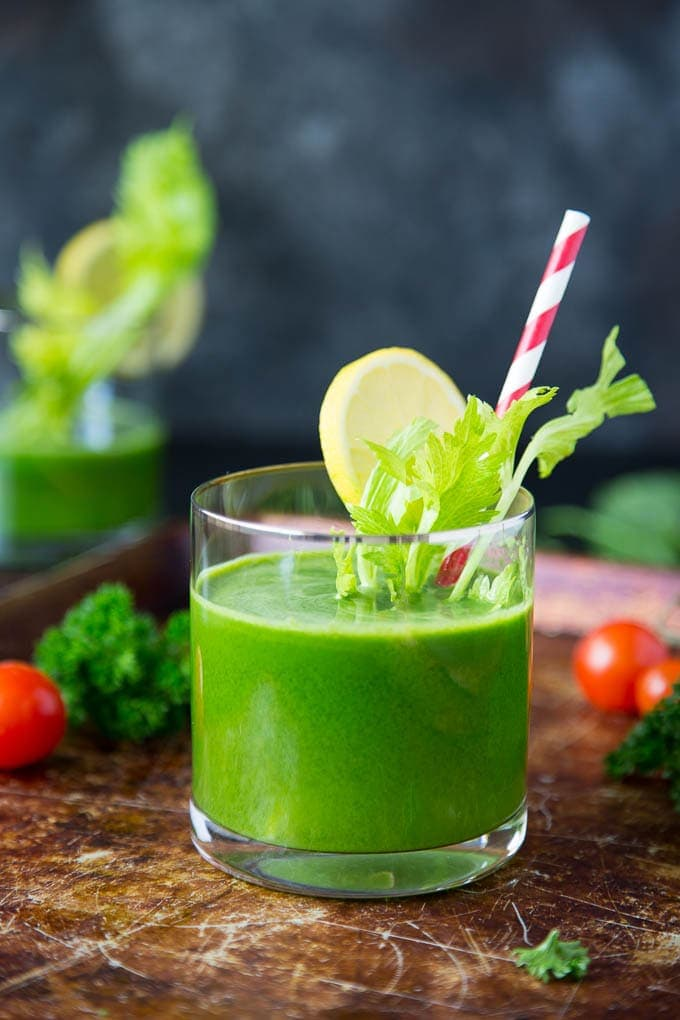 green juice featured