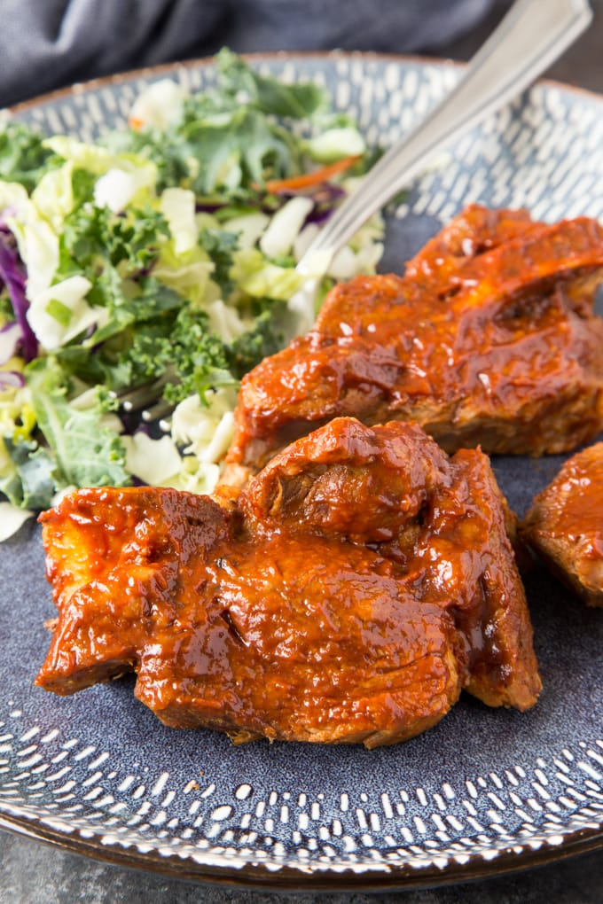 How to make bbq country style ribs in crock pot