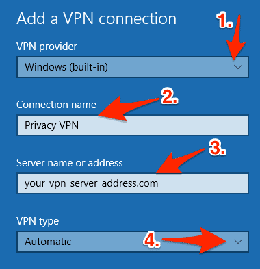How to Set Up a VPN in Windows 10 - Simple Help