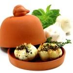 1158 garlic baker